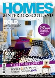 home and interiors scotland scottish homes and interiors magazine house style ideas