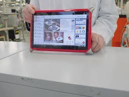 tablette pour recette de cuisine qooq la tablette qui veut réveiller l électronique française la croix