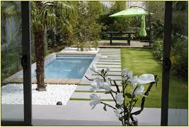 Small Pools For Small Yards by Small Pool Designs For Small Yards Home Design Ideas