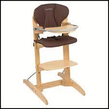 chaise haute b b leclerc chaise haute bébé leclerc 17663 chaise idées