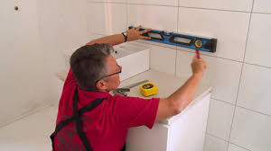 how to install a bathroom mirror bunnings warehouse