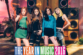 december 2016 most viewed k pop in america around the