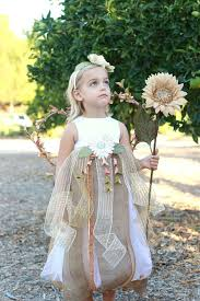 Flower Child Halloween Costume Diy Fall Fairy Costume Michaelsmakers Athoughtfulplace