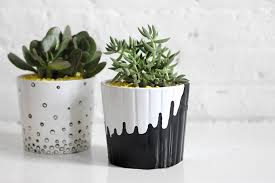 Design Flower Pots 60 Creative Diy Planters You U0027ll Love For Your Home U2022 Cool Crafts
