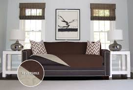 Couch Sizes by The Original Sofa Shield Sofa Protector 4 Sizes Reversible