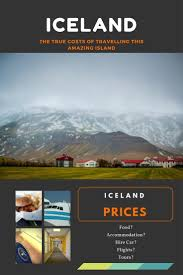 the true costs of iceland iceland accommodation iceland and