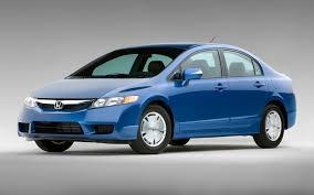 honda extending warranty on 2006 2011 civic hybrid as gas tank may