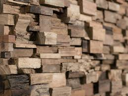 revetement mural bois revêtement mural 3d en bois pour intérieur days by wonderwall studios