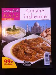 cuisine indienne cuisine livre collection az cuisine indienne