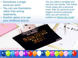 selecting s day cards readymade or custom made