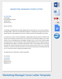 exle general cover letter marketing letter template 38 free word excel pdf documents