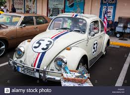 volkswagen beetle herbie herbie vw beetle at kissimmee old town weekly car cruise