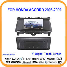 2009 honda accord bluetooth popular touch screen radio honda accord buy cheap touch screen