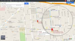 How To Draw A Route On Google Maps Google Lat Long Meet The New Google Maps A Map For Every Person