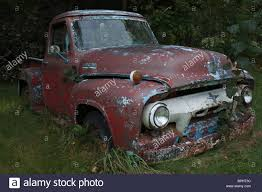 Old Ford Truck Bumpers - old ford f100 truck stock photos u0026 old ford f100 truck stock