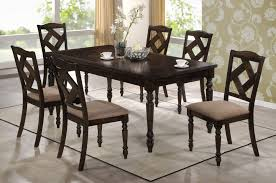 dining tables ikea bjursta extendable table brown black 5 piece