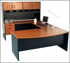 Desk U Shaped U Shaped Computer Desks Eatsafe Co