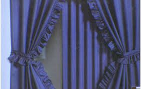 Blue Curtain Valance Curtains Curtains Kitchen Curtain Valance Ideas Window Valance