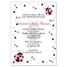 ladybug baby shower invitations orionjurinform com