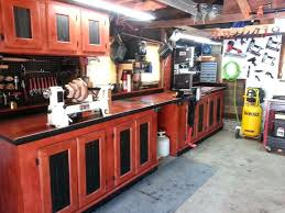 garage workbenches stainless steel workbench plans cabinets