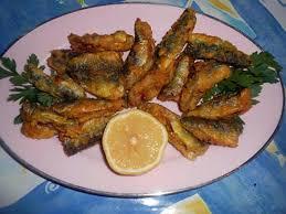 cuisiner des sardines fraiches recette de friture de filets de sardines