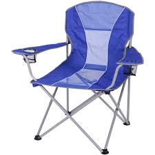 Big Beach Chair Amazon Com Ozark Trail Oversized Mesh Chair Blue Kitchen U0026 Dining