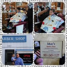 moe u0027s barber shop 60 photos u0026 27 reviews barbers 31064