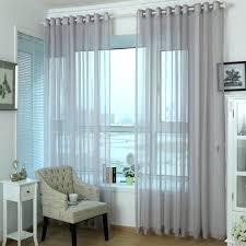 light grey sheer curtains light gray curtains image of light grey and white nursery curtains
