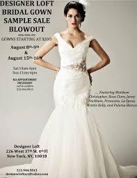 nyc wedding dress sle sale wedding ideas 2018