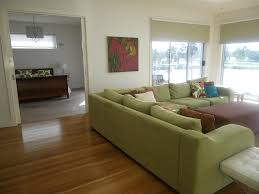 furniture black leather long couches with metal legs for home