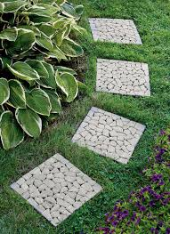 beautiful garden paths made of natural stone quiet corner beautiful garden paths made of natural stone