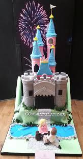 Euro Disney Castle By Claires Cakes Es Cakecentral Com
