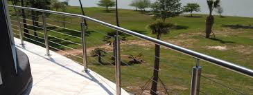 Stainless Steel Banisters Stainless Steel Stair Parts Modern Stair Railing Components
