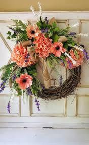 1205 best spring wreaths images on pinterest spring wreaths