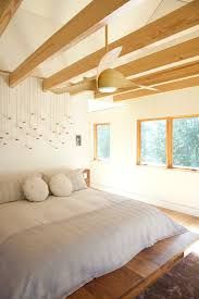 ceiling fans for sloped ceilings farmhouse ceiling fans bedroom contemporary with wood trim wood