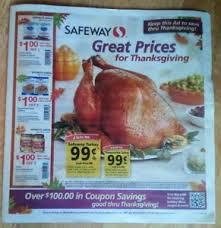 safeway deals 11 2 11 8 3 99 tide plus thanksgiving ad insert