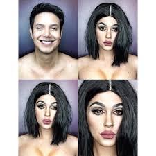 makeup artist makeup makeup artist transforms himself into k dakota johnson more