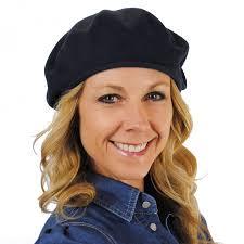 barret hat sur la tete cotton beret 11 5 inch diameter berets