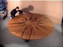 hstead fletcher capstan table db fletcher capstan ilona expanding table طاولة من المستقبل