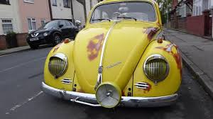volkswagen yellow car vehicle retro vw beetle 1961 retro u0027fukenbroken u0027 youtube