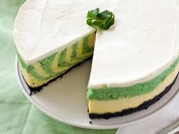 how to make a mint cheesecake for st patrick u0027s day cooking