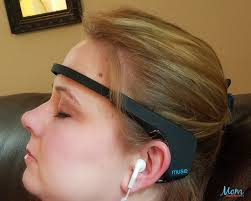 brain sensing headband meditate and better yourself with muse brain sensing