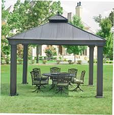 Mainstays Gazebo Replacement Parts by Ideas Sears Gazebos For Inspiring Outdoor Pergola Design Ideas