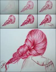 25 unique hair steps ideas on pinterest how to draw hair how