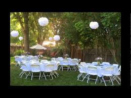 Simple Backyard Wedding Ideas 1000 Ideas About Backyard Stunning Backyard Wedding Reception
