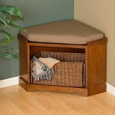 Corner Bench With Storage Fabulous Corner Storage Bench 14 Best Images About Mud Room On