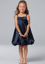 navy junior bridesmaid dress gown and dress gallery