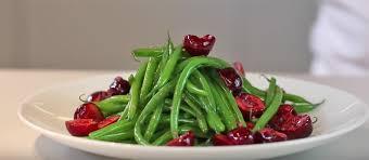 declic cuisine déclic en cuisine salade de haricots verts et cerises huile d