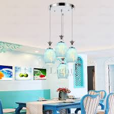turquoise blue glass pendant lights blue glass pendant lights contemporary stainless steel fixture shade