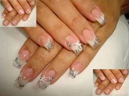 79 best nails bridal images on pinterest bridal nails bridal